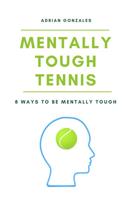 Mentally Tough Tennis Book